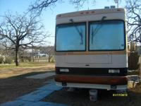 1995 Safari Ivory. This good Class A RV is a 1995