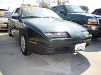 Options Included: N/AThis is a beautiful 1995 SATURN S