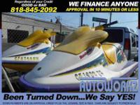 1995 Sea Doo Bombardier CASH ONLY GOOD FOR THE SUMMER