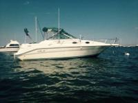 1995 Sea Ray 270DA Sundancer. Turn key boat that is