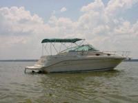1995 Sea Ray 270 Sundancer,1995 Sea Ray 270 Sundancer,