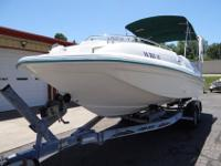 FOR SALE IS A 1995 SEA RAY SUNDECK 240 BOAT. THIS IS A