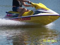 I have a 1995 SeaDoo in very nice condition. Recent