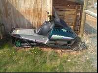 1995 Ski-doo summit Non-Running Parts Sled$450 OBOThe
