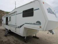 This wonderful 5th tire camper will make any type of