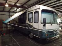 1995 THOR RESIDENCY 36FT CLASS A DIESEL PUSHER WITH A