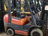 1995 Toyota GLC060 42-6FGU30 Forklifts / Lift Trucks