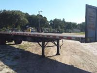 1995 Utility Semi Tandem Trailer for sale, $7995. This