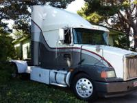 1995 VOLVO WIA6TTTES, Engine: Detroit Series 60 430hp,