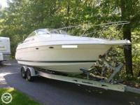 1995 Wellcraft 2400 Martinique An excellent Cruiser to