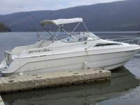 The Wellcraft Excel 26 Se is a fine example of