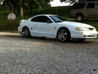 I have a 1995 mustang gt for sale. It is a 5.0 It has
