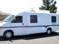 Makes it really simple to drive - Fully self contained,