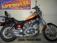 1995 Yamaha Virago 750 motorcycle for sale only $1,900!