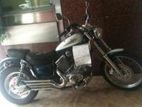 Description Make: Yamaha Model: Virago Mileage: 5,000