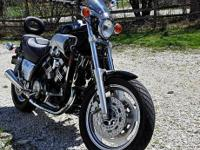 Pristine condition 1995 Yamaha V-Max, adult driven and
