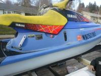 1995 Yamaha Wave Blaster newer fiberglass bottom (paid