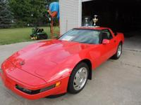 1995 C-4 CORVETTE ---- SHOWROOM / NEW   !!!!!!!!!!!!