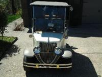 1995 Classic Golf Cart . Nice cart in excellent shape.
