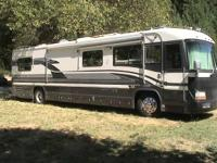 1995 Country Coach Affinity. This coach has every