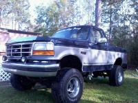 I have a 95 ford bronco for sell. I have lot of time