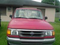 1995 FORD RANGER REGULAR CAB PICKUP 2-DR - $2500 (TAMPA