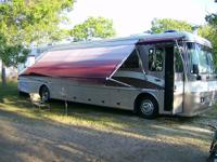 This motorhome is is perfect condition.