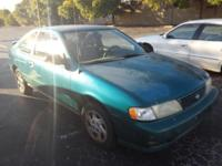 1995 nissan 200SX 2D Coupe, ** Sporty ** powered by the