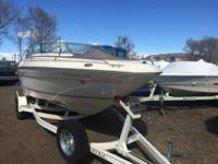 1995 Sea Ray 220 Select Signatire with 454