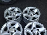 1996-01 Dodge 1500 pick up wheels 16x7 inch 5 lug 5 and