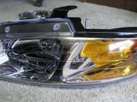 We ordered a headlight assembly brand-new and they sent