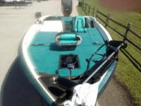 well every thing is new on this boat.new batters,new