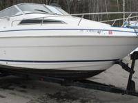 1996 23ft Wellcraft Excel, sleeps 4, 350 V-8 Mercruiser