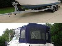Type of Boat: Sunbridge Cruiser Year: 1996 Make: