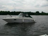 1996 Chaparral 24ft. SS with just 360 hrs. on it. Comes