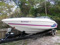 500 HRS ON A 502 MAGNUM MPI MERCRUISER, BRAVO DRIVE,