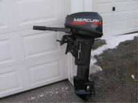 I have a 1996 9.9 ML 2 stroke long shaft motor. The