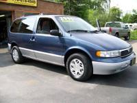 1996 Mercury Villager LS Extra clean 7-passenger 2-tone
