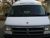 1996 American Criuser Motor Home:  This unit is