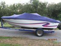 I am selling my 1996 Baja 180 islander. It has a 4.3L