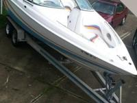 1996 Baja 272 Islander bow rider in good condition
