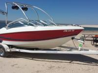 1996 baja islander 180 $10500 firm may consider trade