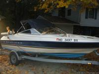 17  Feet   **Mercury 120 motor **Runs great!! Well