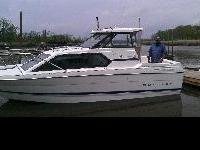 Great fishing, cruising & overnight boat. New engine,