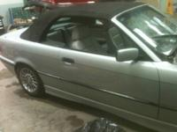 I have a BMW 328 convertible, 2.8 liter, 6 cylinder,