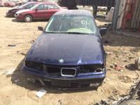 1996 BMW 328i Engine, Transmission and Parts!  Engine: