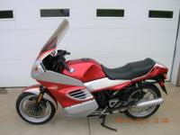 For sale 1996 bmw k1100rs 59600 miles runs great looks