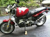1996 BMW R1100R Extremely reliable classic street
