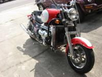1996 Boss Hoss V8 Motorcycle. One owner bike in very