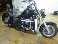 I am selling my 1996 Boss Hoss V8 motorcycle .
